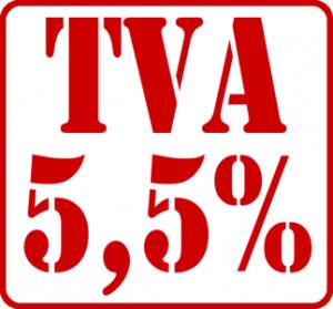 Les aides avec la TVA à 5,5 %